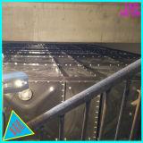 10 000 литров кубических штамп эмалированные стального резервуара для воды