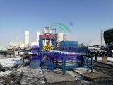 Machine de découpage de métaux lourds de cisaillement de portique de rebut