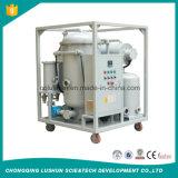 Lushun Zl la filtración de aceite de lubricación de aceite de alto vacío el purificador de la máquina para la venta
