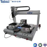 Topbest Bureau double tête de vis de verrouillage double Y machine machine machine d'alimentation tournevis électrique