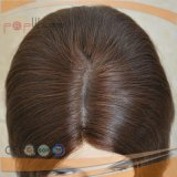 Braizlian el pelo corto peluca judío de la parte superior de la Seda (PPG-L-01430)