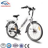Bicicleta elétrica da cidade da bicicleta elétrica para a senhora