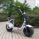 Самокат 2017 типа Harley электрический с колесом Citycoco 2 самоката города больших колес
