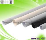 Cable eléctrico de PVC de color blanco o gris tubo conduit
