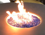 """"""" brûleur à boucle de mine d'incendie de l'acier inoxydable 12"""