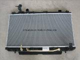고품질 Toyota RAV4 05-08를 위한 알루미늄에 의하여 놋쇠로 만들어지는 용접 차 방열기