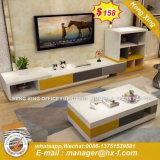 Ecran tactile capacitif d'aluminium Table à café (HX-8E9046)