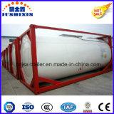 20-футовый контейнер ИСО МУП 35/36бака для жидкости транспорта
