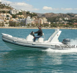 Liya 5.2m Rippe Hypalon aufblasbare Boots-Hersteller