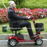 """Venda quente """"trotinette"""" elétrico da mobilidade de barato quatro rodas para o adulto"""