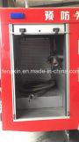 A liga de alumínio rola acima portas do obturador para o carro de bombeiros