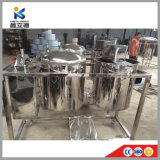 La cuisson du raffinage du pétrole raffinerie de pétrole de l'Arachide de la machine