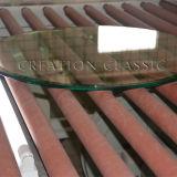 染められたガラス使用される明確な緩和された建物ガラス