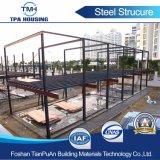 Banheira de venda de materiais de construção da estrutura a estrutura de aço para edifícios prefabricados