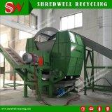 Máquina de la trituradora de madera/del neumático/del metal con la capacidad de Hugh