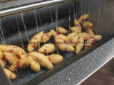 세륨에 의하여 승인되는 고구마 세척 껍질을 벗김, 청과 Peeler
