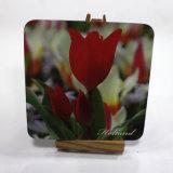 生命木のコースターの卸し売り花は、また歓迎されているカスタム設計する
