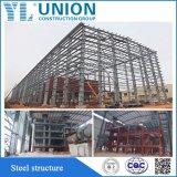 Prefabricados para nave industrial/Talleres/Metal la construcción de edificio de estructura de acero galvanizado en caliente la construcción de la estructura de acero Industrial