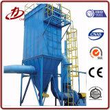 De industriële Stofzuiger van het Stof van het Type van Zak van de Impuls voor de Filtratie van het Gas