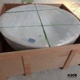 Bañera libre de piedra redonda de Bathware del fabricante