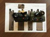 Radio tenuta in mano bassa di VHF dell'esercito per il sistema di comunicazione basso di VHF dell'esercito