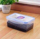Contenitore di memoria di plastica dell'alimento della Cina con il coperchio 1500ml