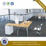 Bureau stratifié en bois du relevé de meubles de bureau (HX-NJ5079)
