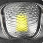 5 años de la garantía del alumbrado público 100W de la MAZORCA LED de lámpara de calle al aire libre