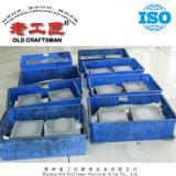 Парашют цементированного карбида вольфрама с самым лучшим ценой