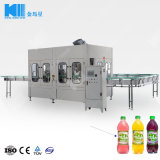 Hete het Vullen van het Vruchtesap Machine in de Flessen van het Huisdier en van het Glas