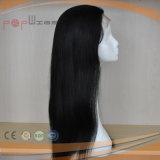 Parrucca anteriore delle donne dei capelli del Virgin del merletto (PPG-l-0717)