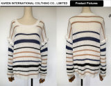 Pullover der Dame-Lovely Stripe Long Sleeve