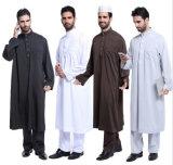 교회를 위한 중동 남자의 이슬람교 회교도 백색 Abaya