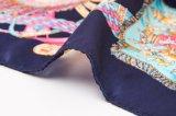 Schal hergestellt 100% vom Silk Gewebe, Normallack