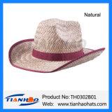 Tifa moda Cowboy de pasto hombre de paja Sol Hat