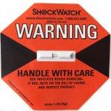 Detectores del choque del dispositivo de la supervisión de la aceleración del Shockwatch para la logística internacional
