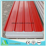 Painel do tipo sanduíche de aço Incorporada rápida/Board para construção de bens móveis/Recipiente Prefab House