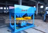 Elektrische Sägezahnwellen-rüttelnde Maschine für Mineraltrennung