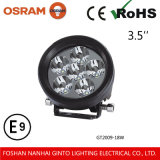 3.5inch 18W IP68 LED fahrende Arbeits-Licht für SUV ATV (GT2009-18W)