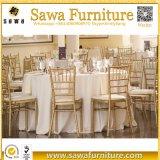 Venta caliente boda utiliza Chiavari sillas Tiffany