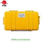 Sc/LC/FC/St/Mu/E2000 PC/Upc/APCシングルモードマルチモードOTDRの進水ケーブルボックス