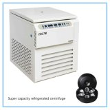 Fußboden-Typ langsame super große Kapazitäts-Kühlsystem-Blutbank-Superzentrifuge