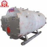 Automatischer horizontaler Öl-Gas-Dampfkessel mit Multiclone Staub-Sammler