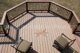 ハイエンド環境に優しい防水WPC屋外のBalcoconyの床