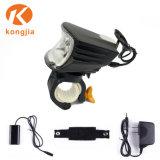 Nachladbares LED-Fahrrad-vorderes Licht für Nachtfahrt