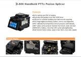 Shinho X-800 Equipent Fibra Óptica Fusão de fibra para fibra Spling Splicer