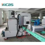 Máquina automática da pintura de pulverizador do perfil de alumínio do frame de porta com controlador do PLC