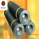 550mm L. 1800mm 3/4 UHP de Tpi Eléctrodos de grafite com bocais de lubrificação