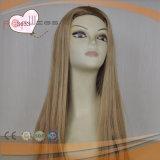 Сделанная машина светлых волос полная париком падения (PPG-l-01009)