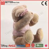 Brinquedo macio do urso da peluche do luxuoso do animal enchido da alta qualidade para crianças/miúdos